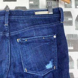 Pilcro and the Letterpress Jeans - Pilcro & Letterpress | Anthropologie Raw Hem Jeans